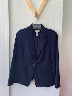 Suit Jacket Navy