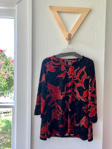 Velvet Swing Top Multi