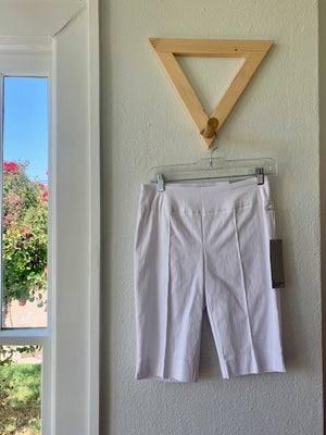 Fit Fabulous City Shorts White