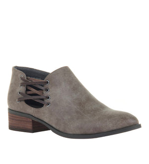 Cutie Fruitie Ankle Boots Dark Taupe