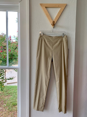 Fit Fabulous Pull-On Pant Heathered Sand