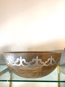 Wide Serving Bowl