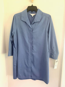 Skye Tunic French Blue