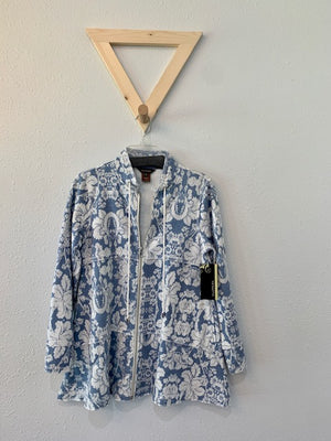 French Terry Swing Jacket