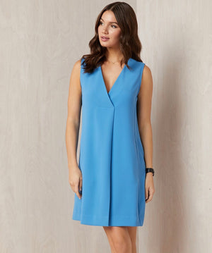 Riviera Pleat Front Dress