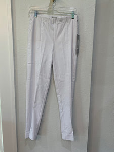 Wide Band Pull On Pant White