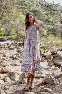 Dallas Duster Dress