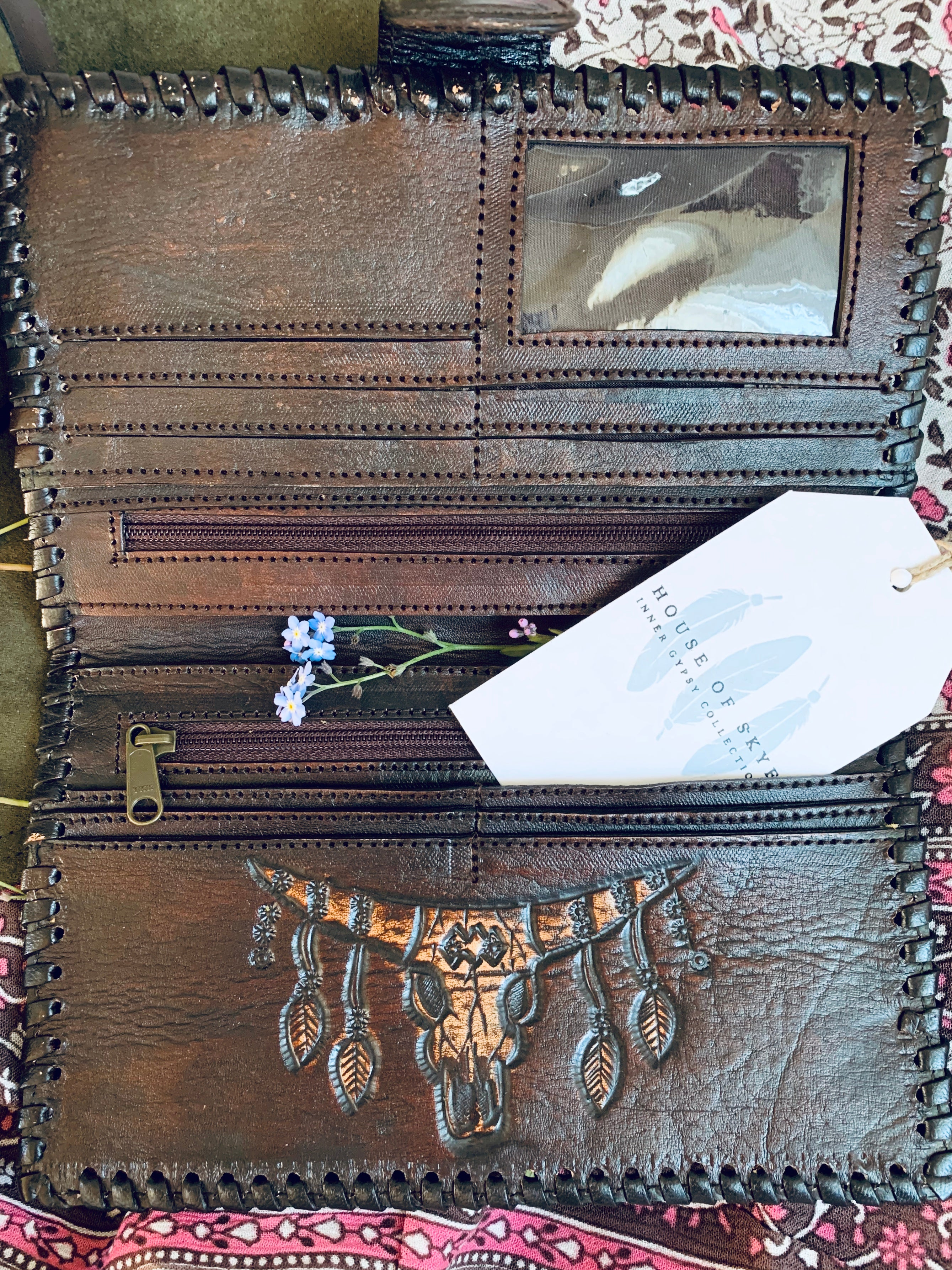 The gypsy Traveler Wallet