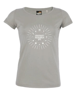 Spirituality Research T-Shirt in Opal-Limestone