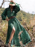 Laura Maxi Dress - Emerald