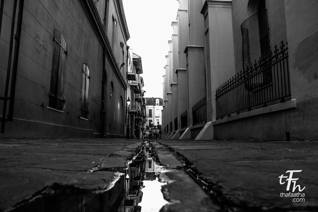 Pirate Alley Reflections