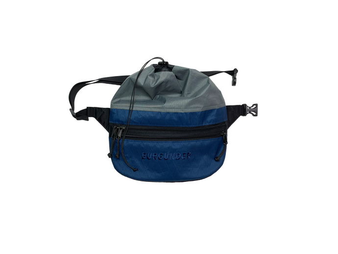 X-Pac Pouch Blue/Grey L