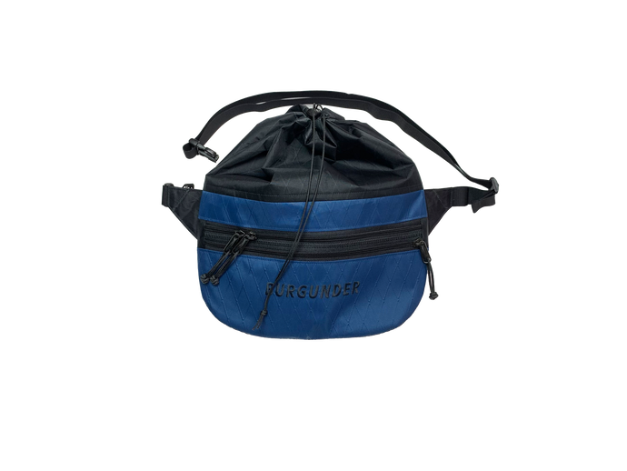X-Pac Pouch Blue/Black