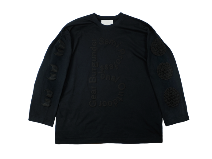 Longsleeve T-Shirt Big B Stealth