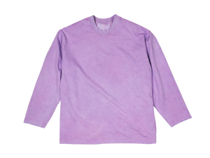 Longsleeve T-Shirt Fluorescent Purple