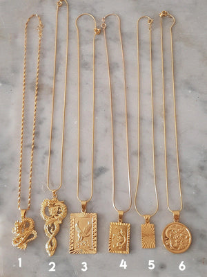 JAPANESE bling bling // necklaces