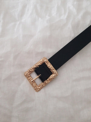 SQUARE GOLDY BELT