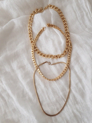 STRONG CHAIN NECKLACE