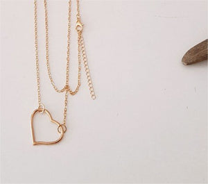 HEART BIG NECKLACE