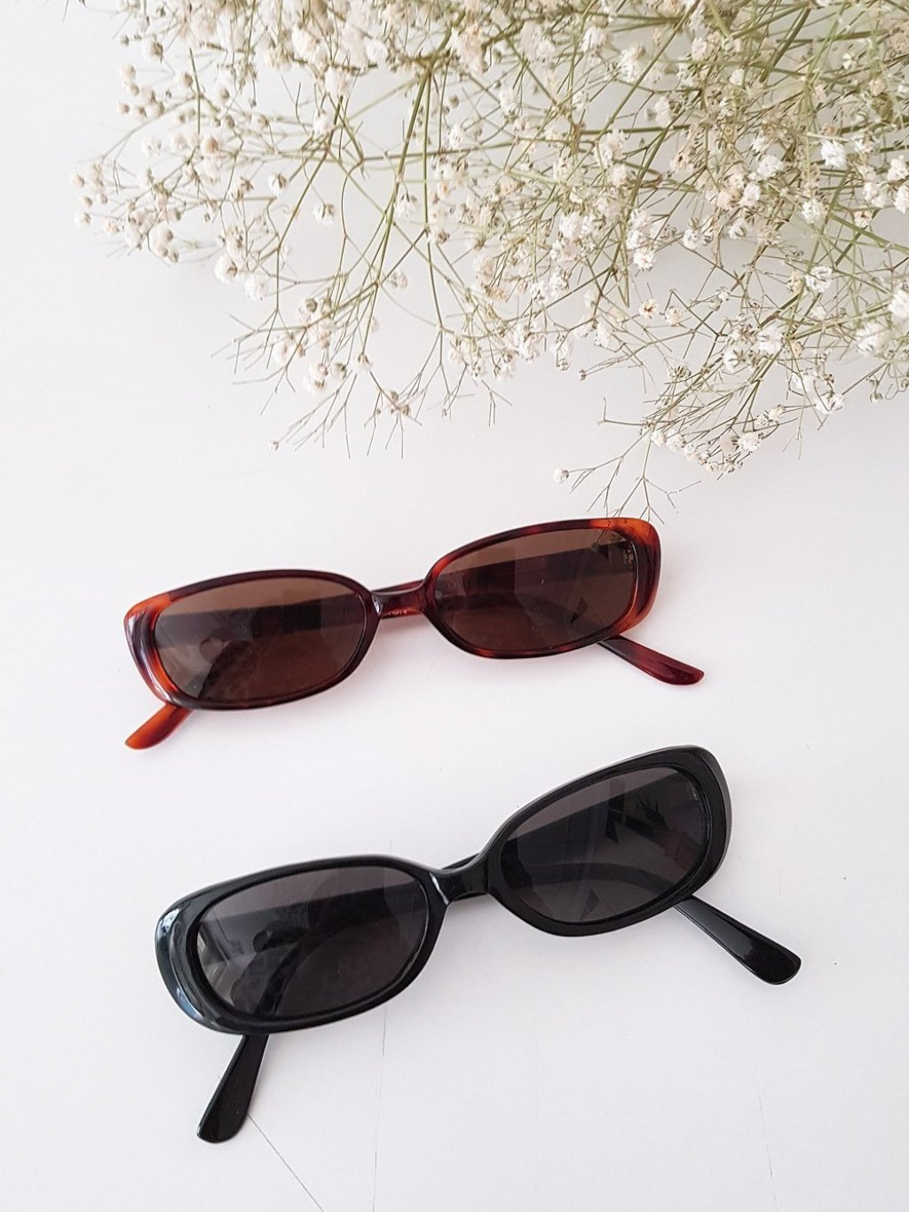 CAT V sunnies // 2 colors
