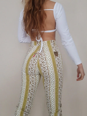 SPRING TROUSERS