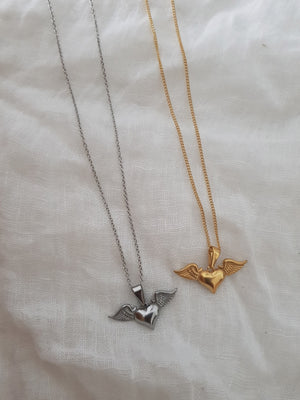 HEARTBIRD necklace