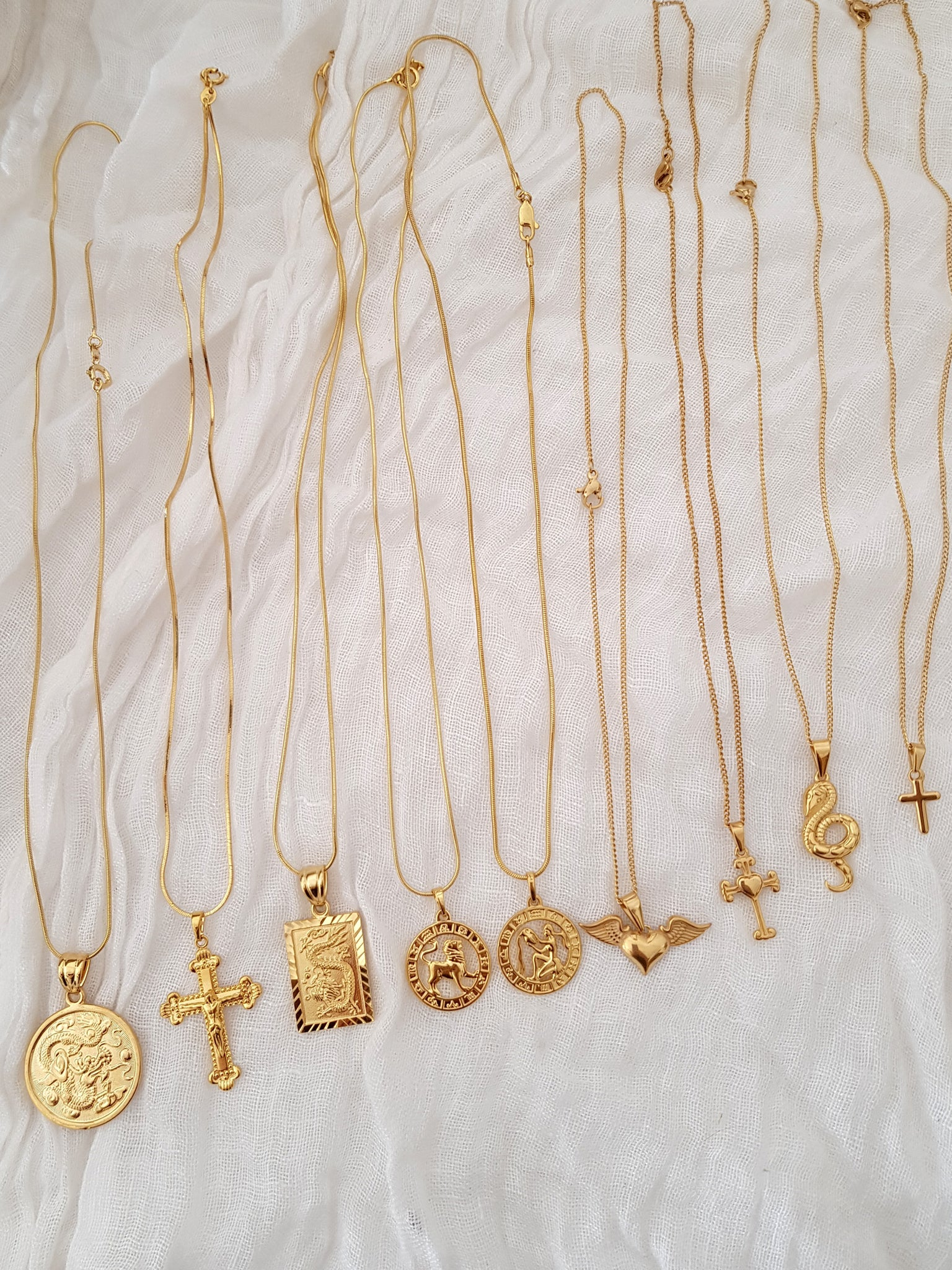 bling bling // necklaces
