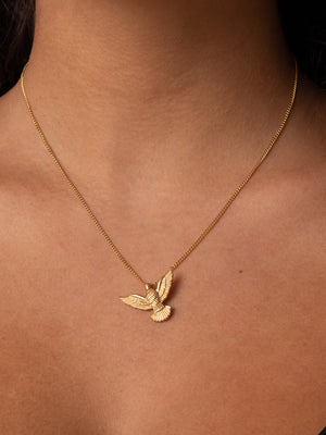 GOLD BIRD  // stainless steal