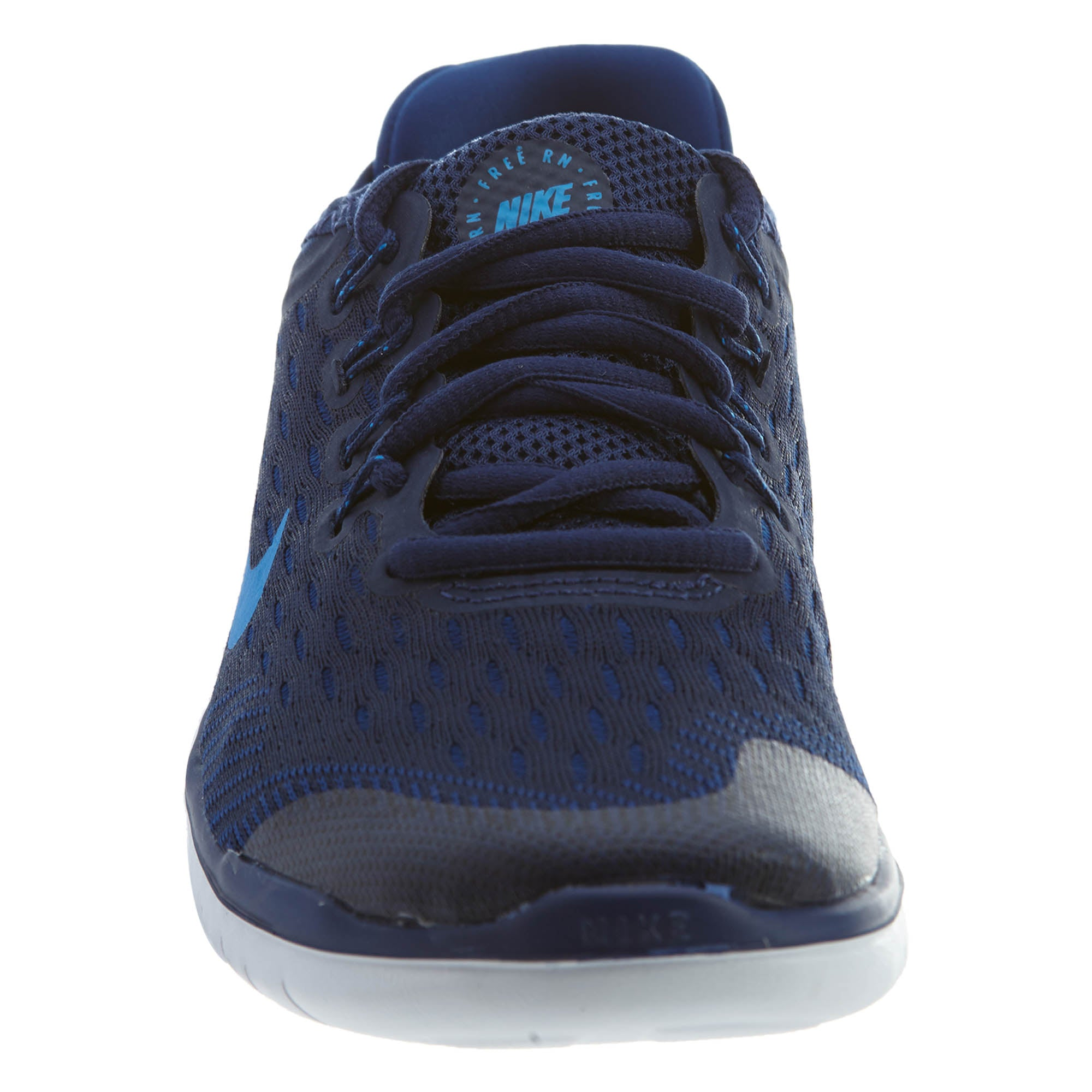 wholesale dealer 78923 095b3 Nike Free Rn 2018 (gs) Gym Blue Boys   Girls Style  AH3451