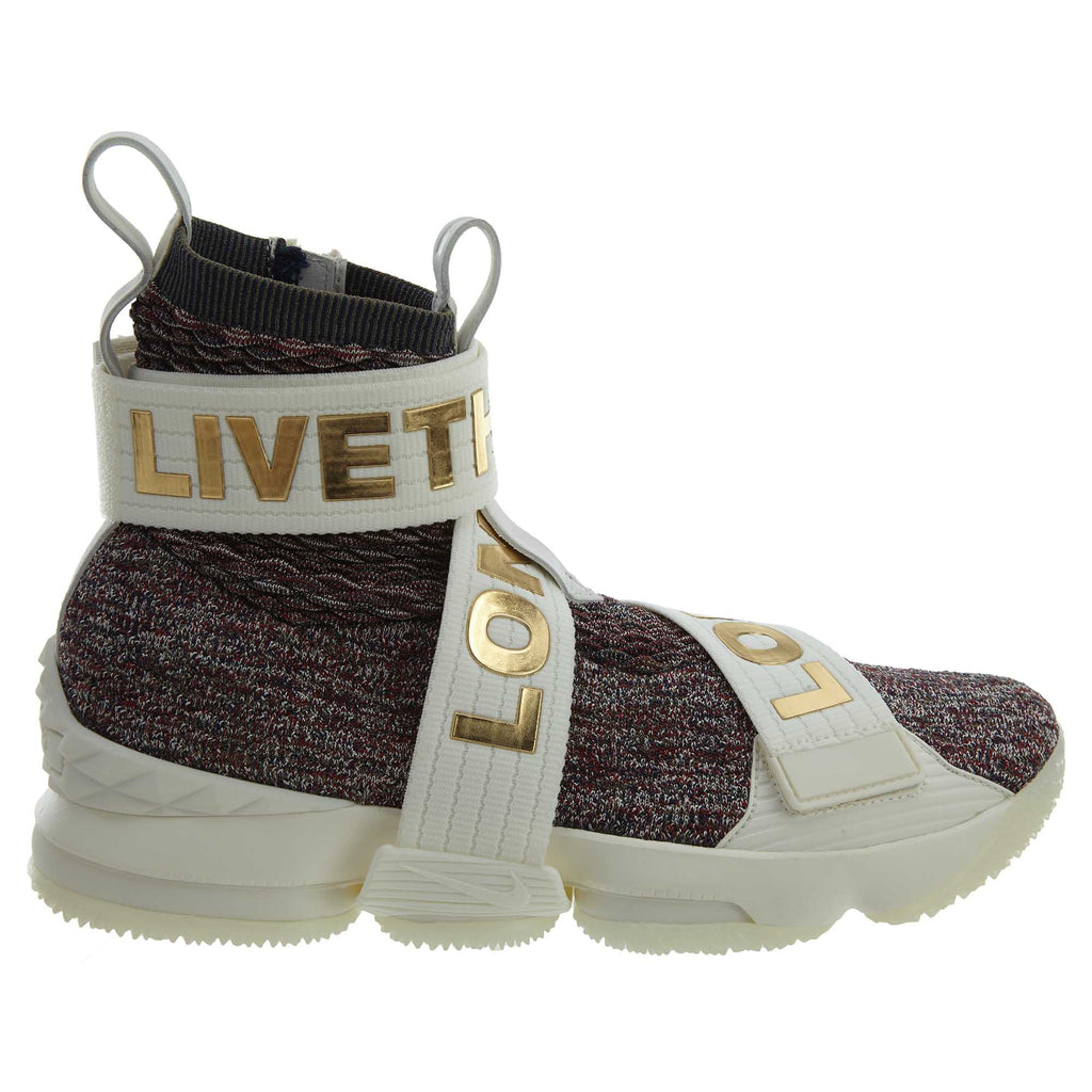 ce1508676fe8 Nike Kith Lebron Xv Lif  Stained Glass  Mens Style   Ao1068