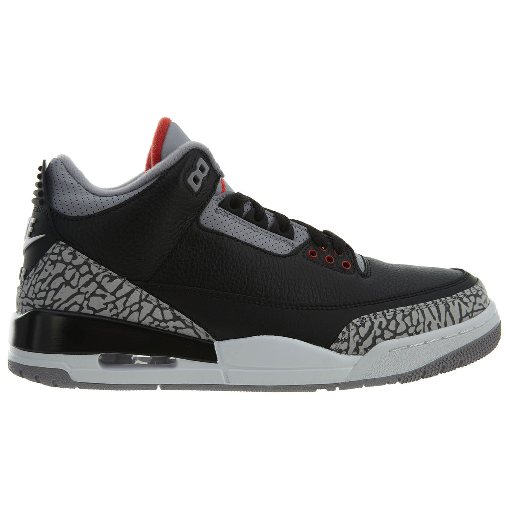 Jordan 3 Retro Black Cement (2018) Mens Style : 854262