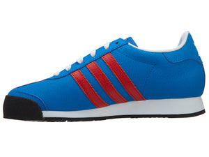 Adidas Samoa Bluebird Red Black Athletic Casual Mens Style :C77043