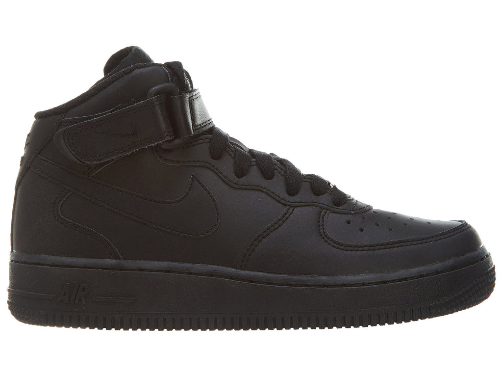 Nike Air Force 1 Mid Black 2014