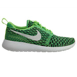 Nike Roshe One Flyknit Voltage Green White-Lucide Green