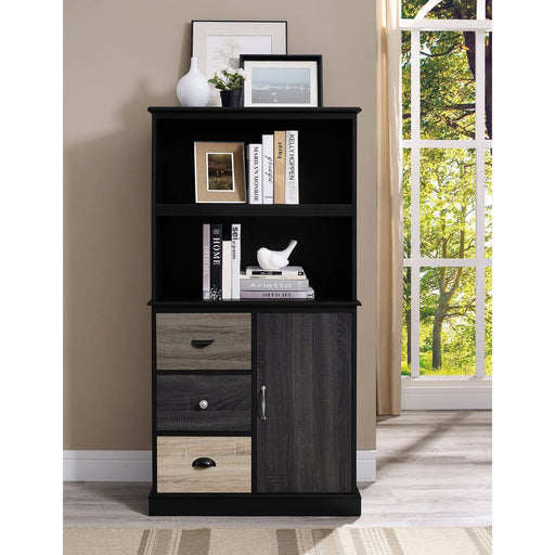 Mercer Storage Bookcase - Simply Utopia