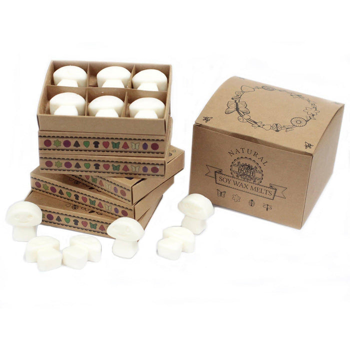 Box of 6 packs Wax Melts - White Musk Twin Pack - Simply Utopia