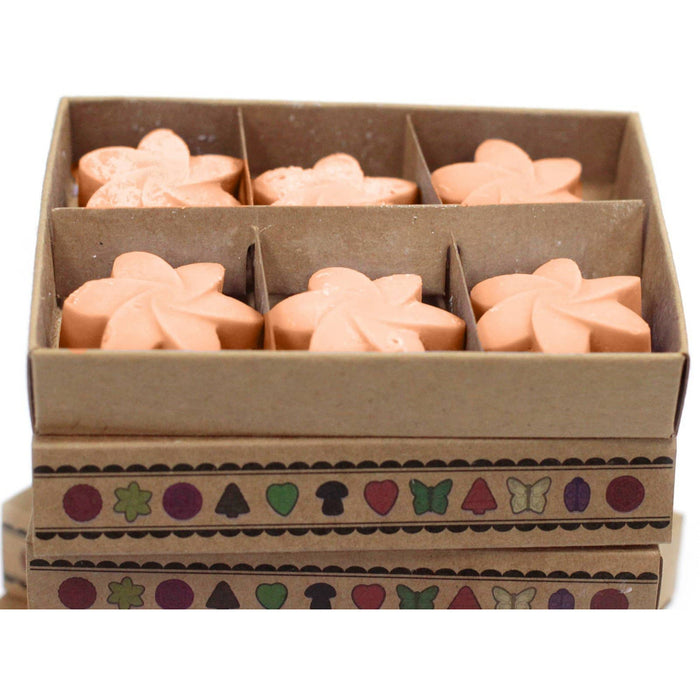 Box of 6 packs Wax Melts - Tuberose Twin Pack - Simply Utopia