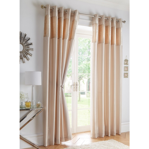 Boulevard Eyelet Curtains - Simply Utopia