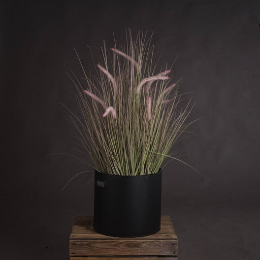 Potted 36 Inch Faux Wild Grass - Simply Utopia