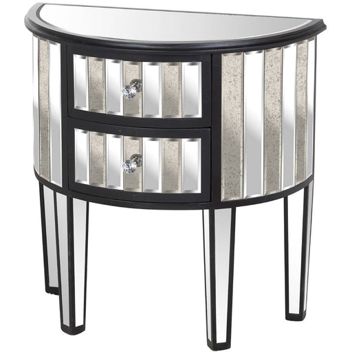 Soho Collection 2 Drawer Side Table - Simply Utopia