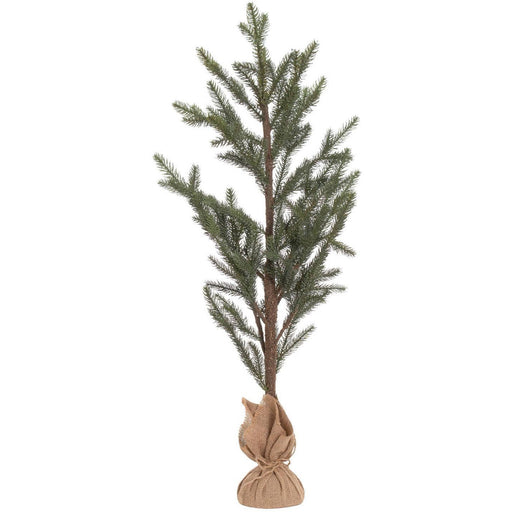The Noel Collection Large Artifical Pine Tree In Hessian Pot - Simply Utopia