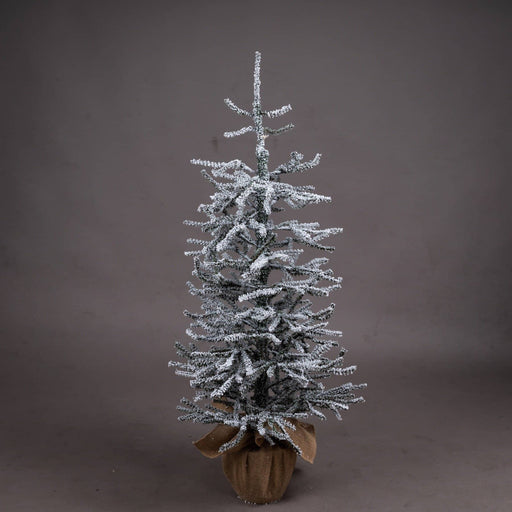 Medium Frosted Mini Tree - Simply Utopia