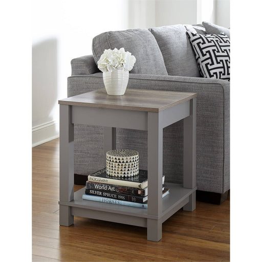 Carver End Table - Simply Utopia