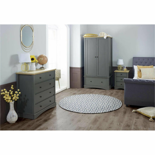 Carden 3 Piece Bedroom Set 3+2 Drawer - Simply Utopia