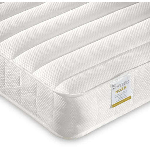 Noah Memory Sprung Low Profile Open Coil Mattress - Simply Utopia