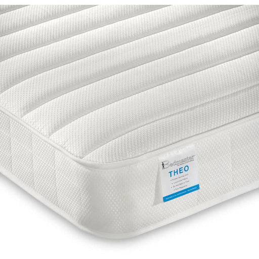 Theo Pocket Sprung Low Profile Micro Quilted Mattress - Simply Utopia