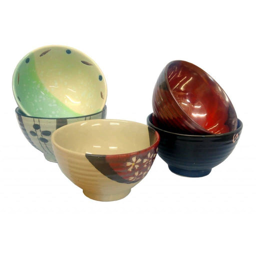 Eclectic Patterned Bowls - Simply Utopia