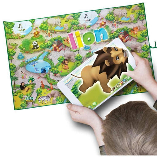 3DUPlay Zoo Playmat - Simply Utopia