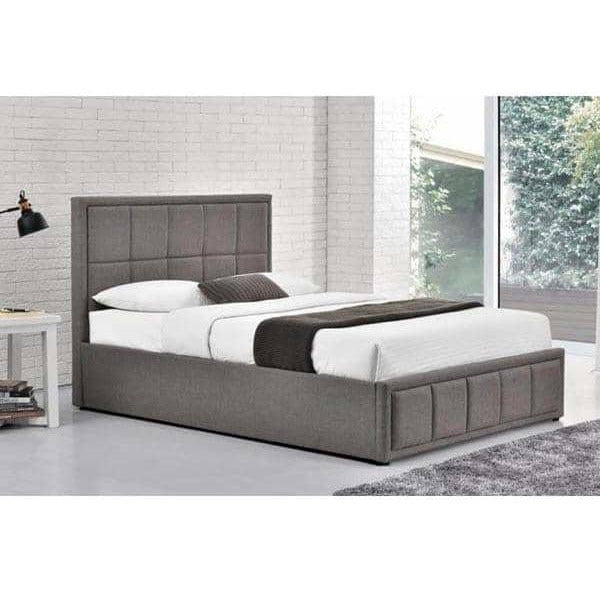 Hannover Fabric Ottoman Bed - Simply Utopia