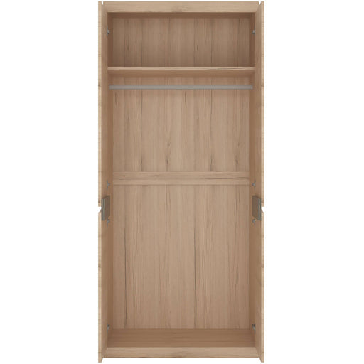 Kensington Tall Wide 2 Door Cupboard - Simply Utopia